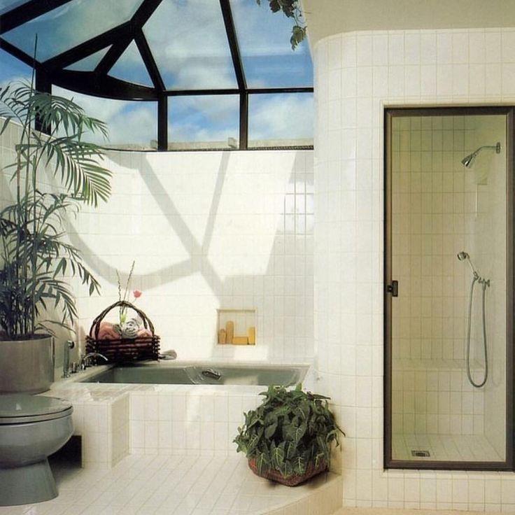 See This Instagram Photo By Bertabernad Home O 232 Likes 1980s InteriorGray InteriorInterior DesignBathroom InteriorBathroom IdeasVintage