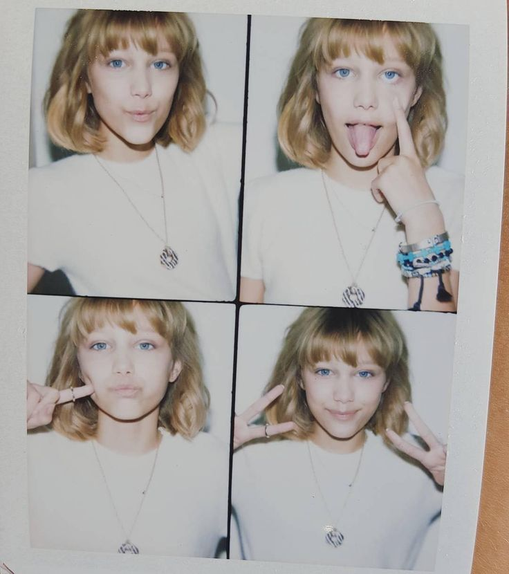 This adorable, quirky girl who isn't afraid to be her sweet, sassy self~Grace VanderWaal