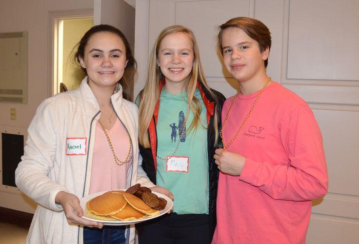Shrove Tuesday Pancake Supper 2015
