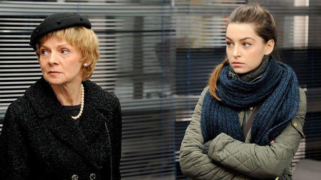 Ewa Wencel i Agnieszka Więdłocha