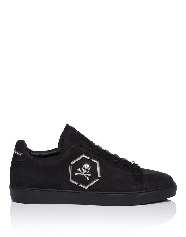 de7250e8d0 PHILIPP PLEIN LO-TOP COMFY LOW TOP SNEAKERS. #philippplein #shoes ...