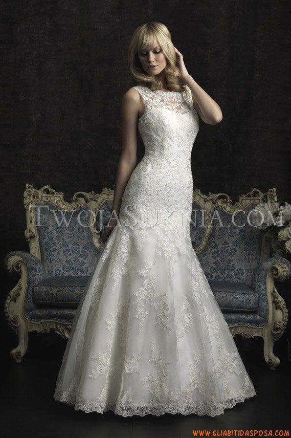 60 best Designer: Allure Bridal images on Pinterest | Wedding frocks ...