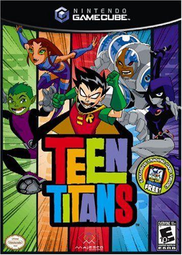 Teen Titans Pc Game 108