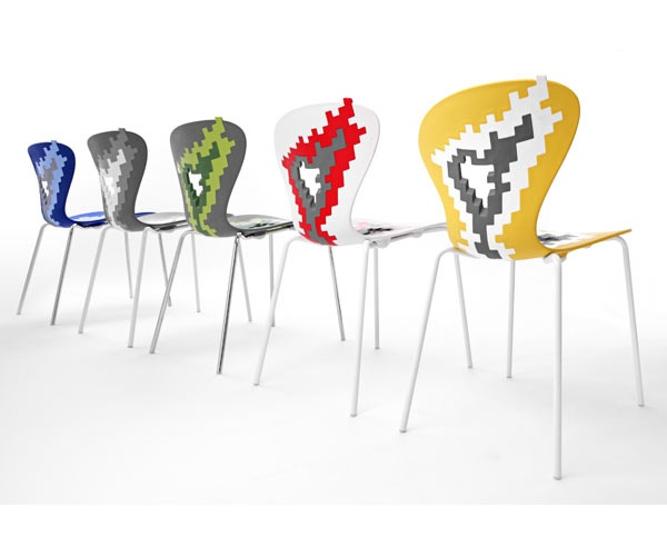 Big Bang chair by Gaber