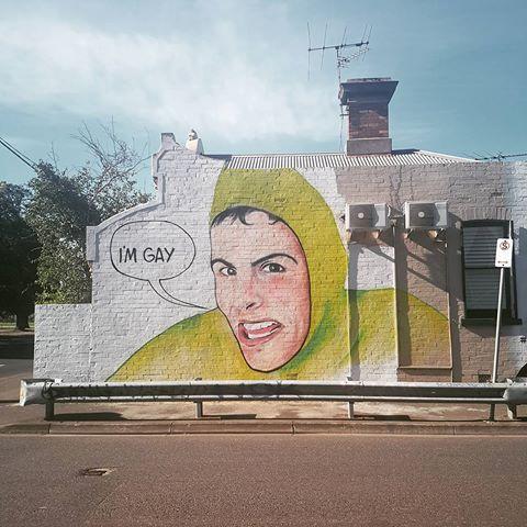 Street art idubbbz