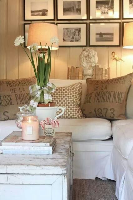 Too - LOVING THIS ECLECTIC & CHARACTERFUL ROOM, FILLED WITH SO MANY GORGEOUS DETAILS!! - THE DECOR IS SIMPLY STUNNING & SO WELCOMING!#️⃣