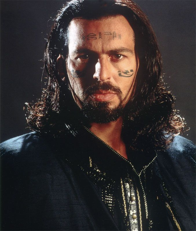 "Oded Fehr - ""The Mummy""!!!  *You have unleashed the creature we have feared for more than 3,000 years...*"