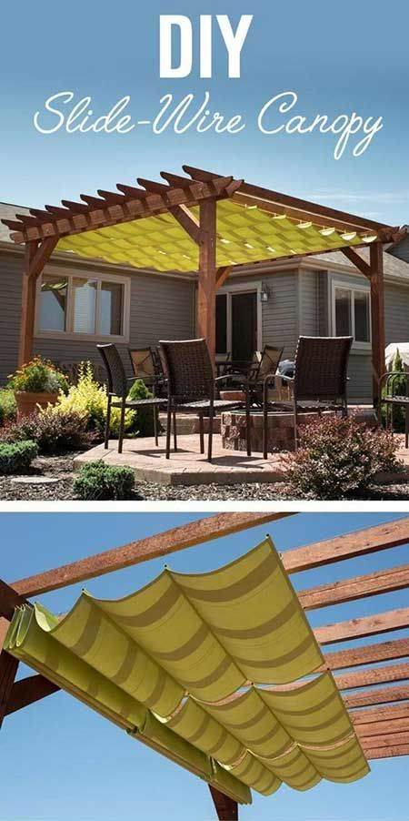 33 Best Pergola Ideas and Designs To Keep You Cool This Summer - 33 Best Pergola Ideas And Designs To Keep You Cool This Summer DIY