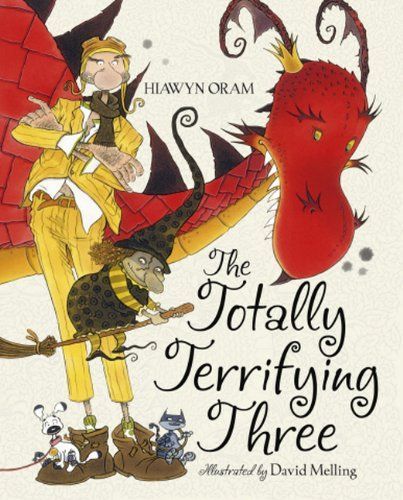 The Totally Terrifying Three on TheBookSeekers.