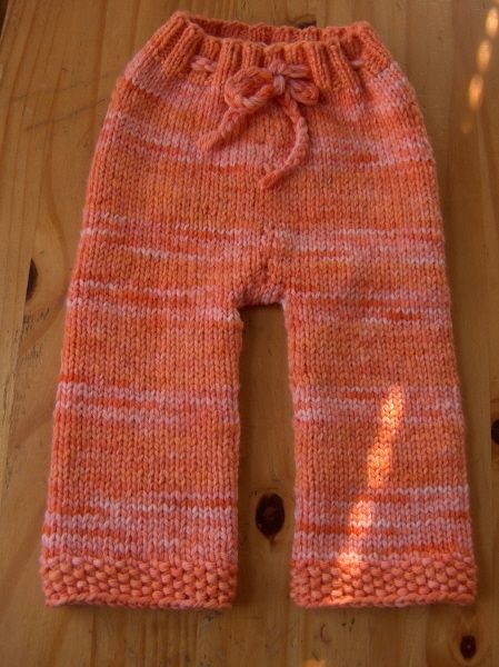 A free wool longies pattern. I'll need to knit a ton of these over the next 6-7 months. Of course, first I'll need to learn how to knit...