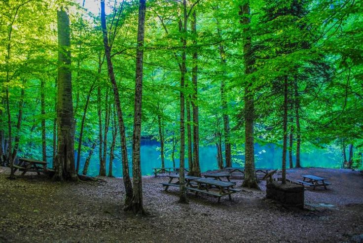 Türkiye'de En Güzel Milli Parklar