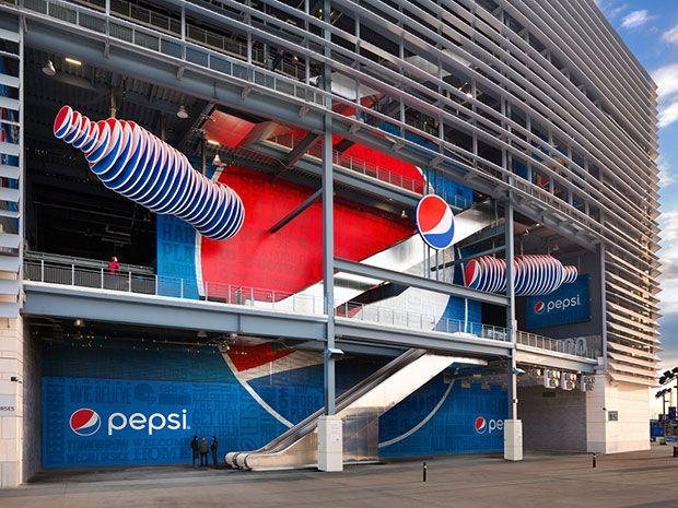 New Work: Pepsi and the Super Bowl at MetLife Stadium