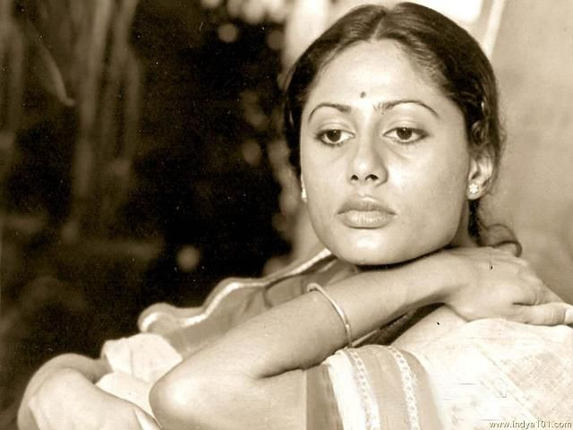 Smita Patil was probably the first actress who gave the directors enough courage to make films with female lead characters in mind, something refreshingly different from the conventional male-dominated cinema that existed in Bollywood.  www.bollywoodirect.com #bollywoodirect #SmitaPatil #Actress
