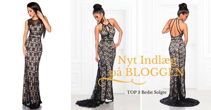 Nyt indlæg på BLOGGEN, se store billeder af vores TOP 3 over de mest solgt lange blondekjoler. http://beautyanddresses.bloggersdelight.dk/2015/05/06/top-3-i-populaere-lange-blondekjoler/