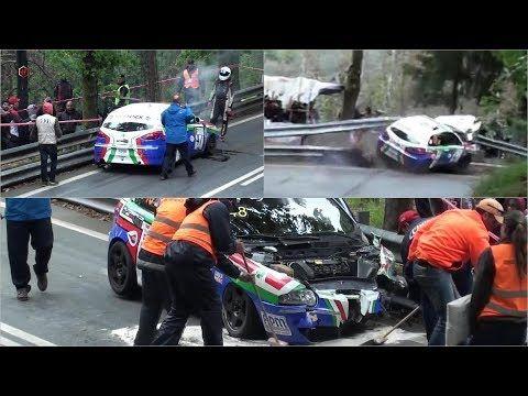 Crash Rampa Falperra 2018 - YouTube