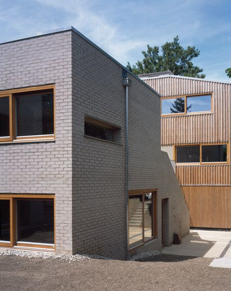 Copper Lane Housing Co-operative by Henley Halebrown Rorrison