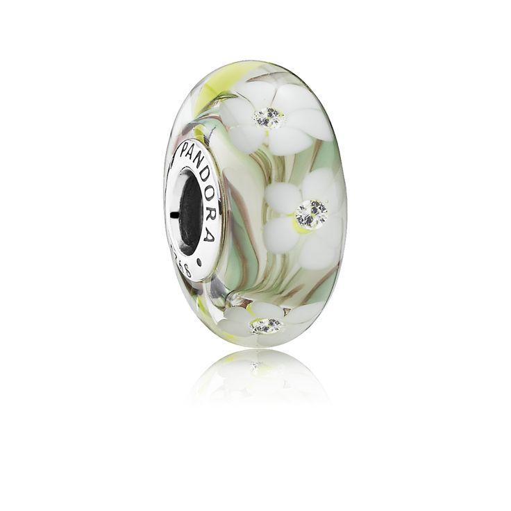 Charm fiori di campo pandora estore gioielli pinterest for Pandora jewelry amarillo tx