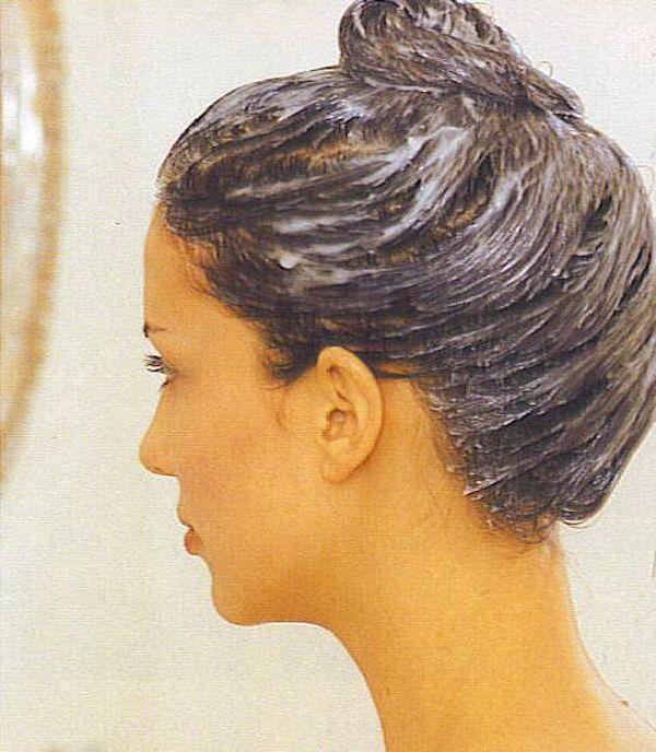 Curar los cabellos dimeksidom
