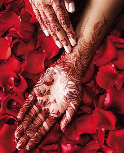 Ash kumar henna design