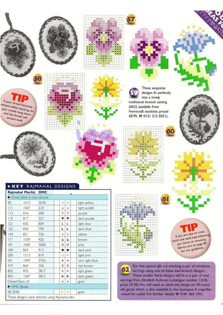 The world of cross stitching 019 май 1999