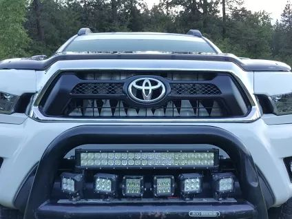 56 best annt offroad led light bar work light images on pinterest well i am finally finished with my 24 annt led light bar review heres mozeypictures Image collections