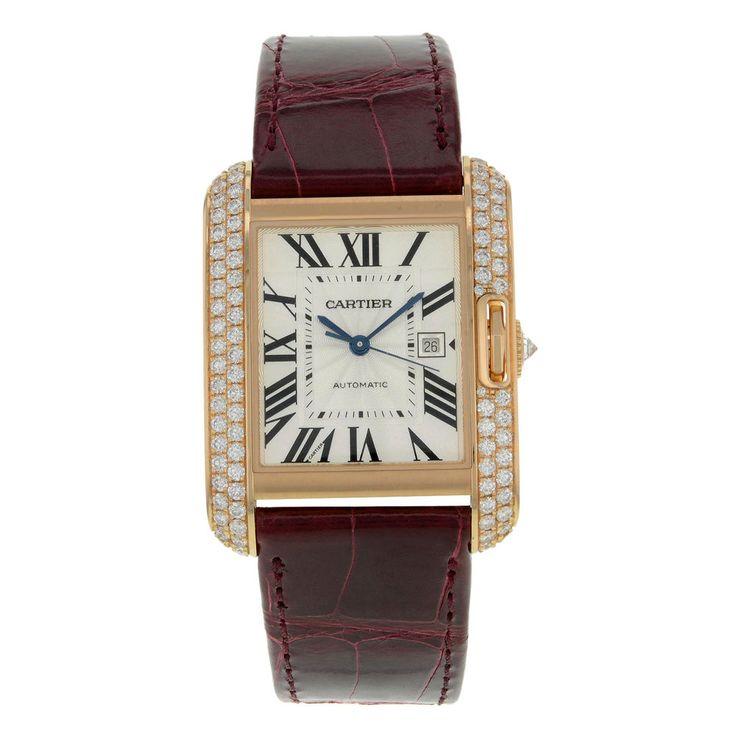 Cartier Tank Diamond Watch Price