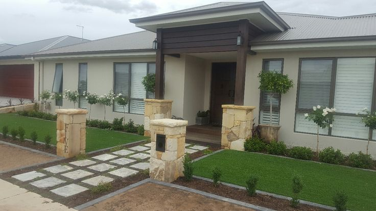 New home for young family. Bordeaux can design for you or you can bring in your own plans.