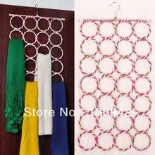 28 круги шарф держатель цвет варьируется вешалка для одежды