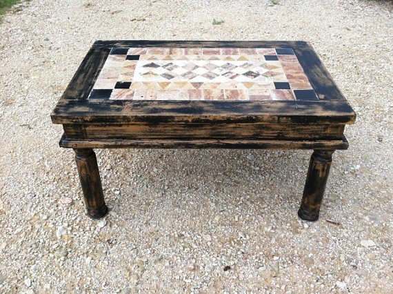 Upcycled Rustic Country Farmhouse Mexican Pine By Timelessnchic 124 95