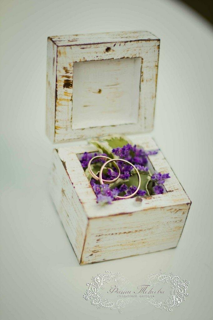 коробочка для колец