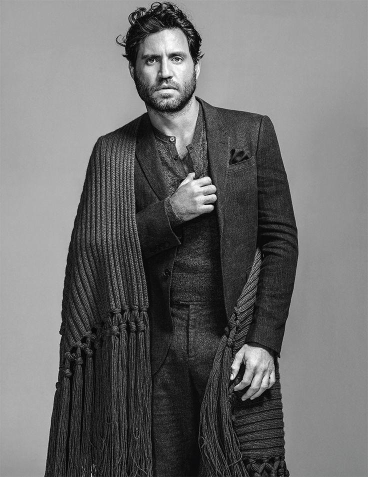 Edgar Ramírez para Vogue Hombre Fall/Winter 2015 | Male Fashion Trends
