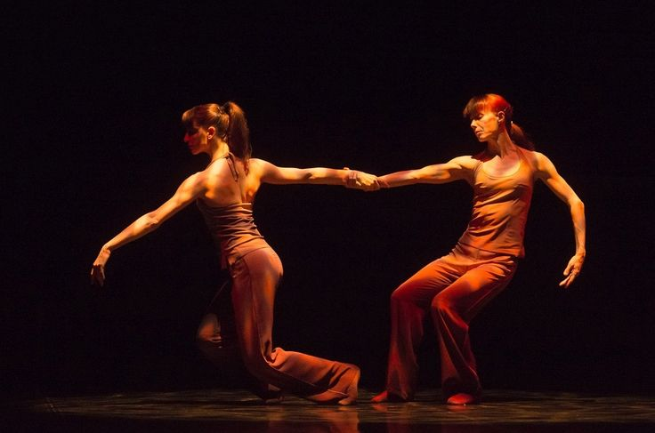 Sylvie Guillem, Life in progress tour Here and after, Russell Maliphant with Emanuela Montanari