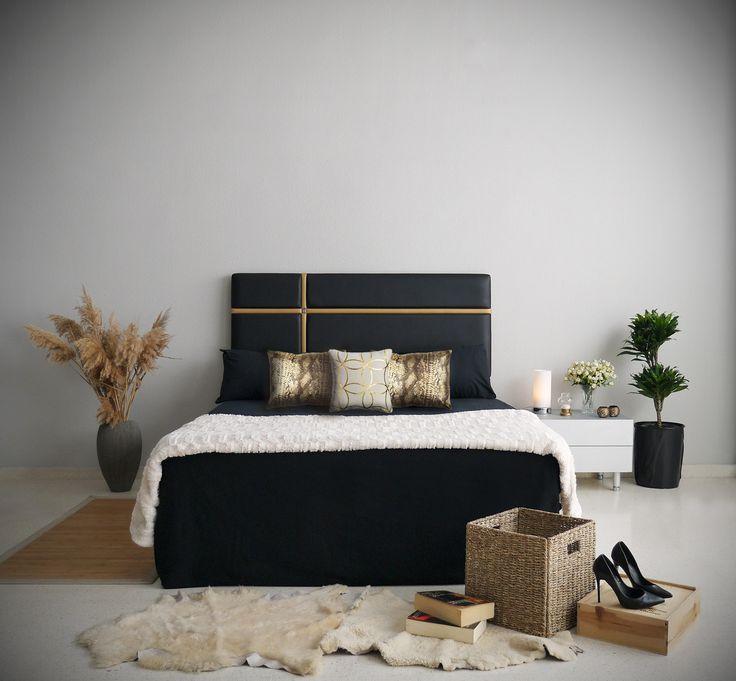 Las 25 mejores ideas sobre dormitorio dorado en pinterest for Dormitorios dorados