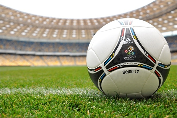 Official ball of the 2012 UEFA European Championship