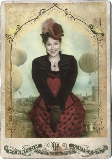 Emilly Ladybird from Steampunk Emporium by Jema Hewitt