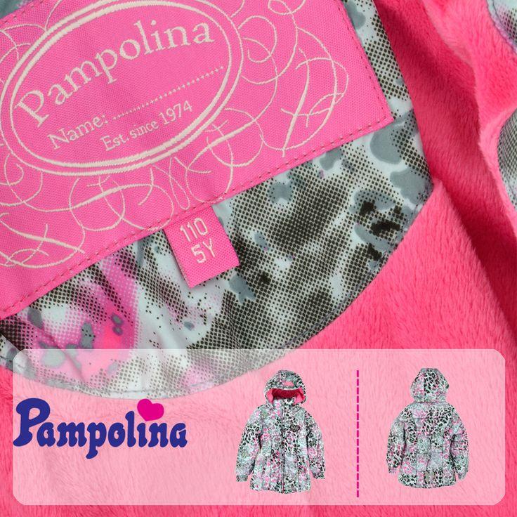 Bir mont ancak Pampolina olursa bu kadar şık ve güzel olabilir. Süslü prenseslere özel Pampolina koleksiyonları Kanz ve S&D Mağazaları'nda!