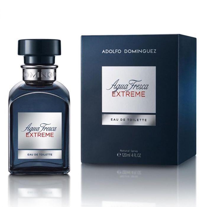 Adolfo Dominguez Agua Fresca Extreme Eau De Toilette Vaporisateur 230ml Fragrance Cologne Perfume Gift Wave Shampoo