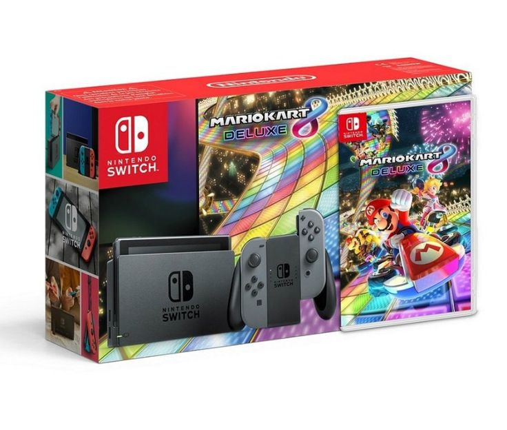 Russian Nintendo store leaks Mario Kart 8 Deluxe Switch bundle: In case you haven't picked up a Switch yet, Nintendo might be helping the…