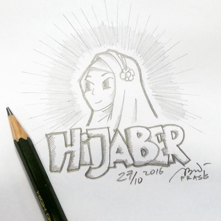 Njajal bikin #manga yg #syari.      #mangadrawing #hijab #hijaber #hijabers #jilbab #muslimah #iseng #sketch #pencil #sketsa #sketsapensil #karikatur #caricature #pencilsketch #menggambar #gambar #ilustrasi #ilustration #sketching #drawing #art #artwork #seni #senirupa #belajar #belajargambar #cartoon #practice #prasssketch