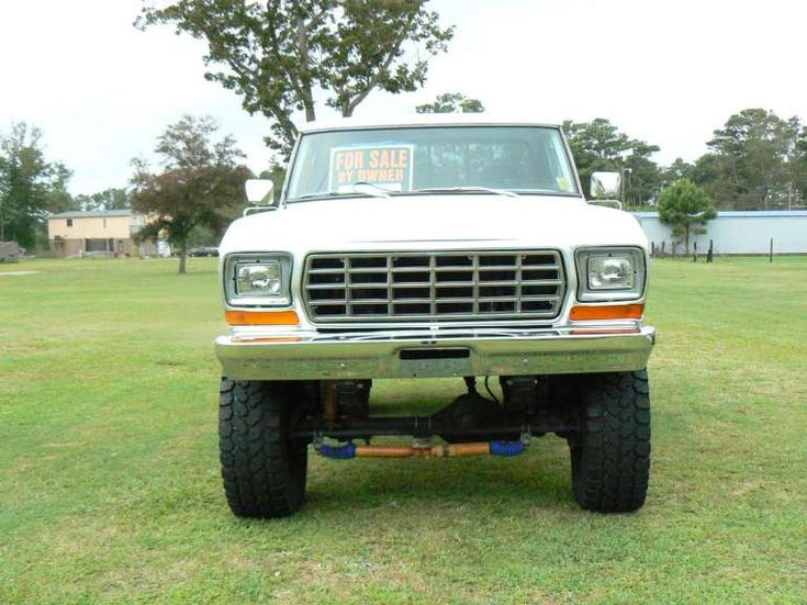 1979 Ford F350 4X4 Dually Pick-up Truck for sale by owner in Manns Harbor, NC