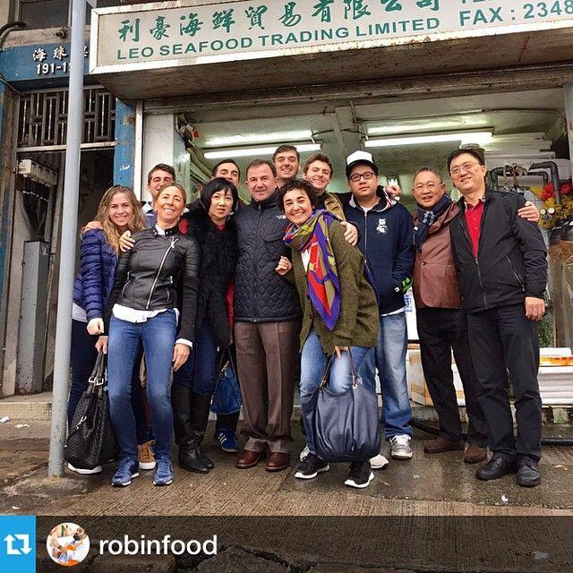 Equipazo en Hong Kong con la Talega!!!! Hey HK, we arrived!