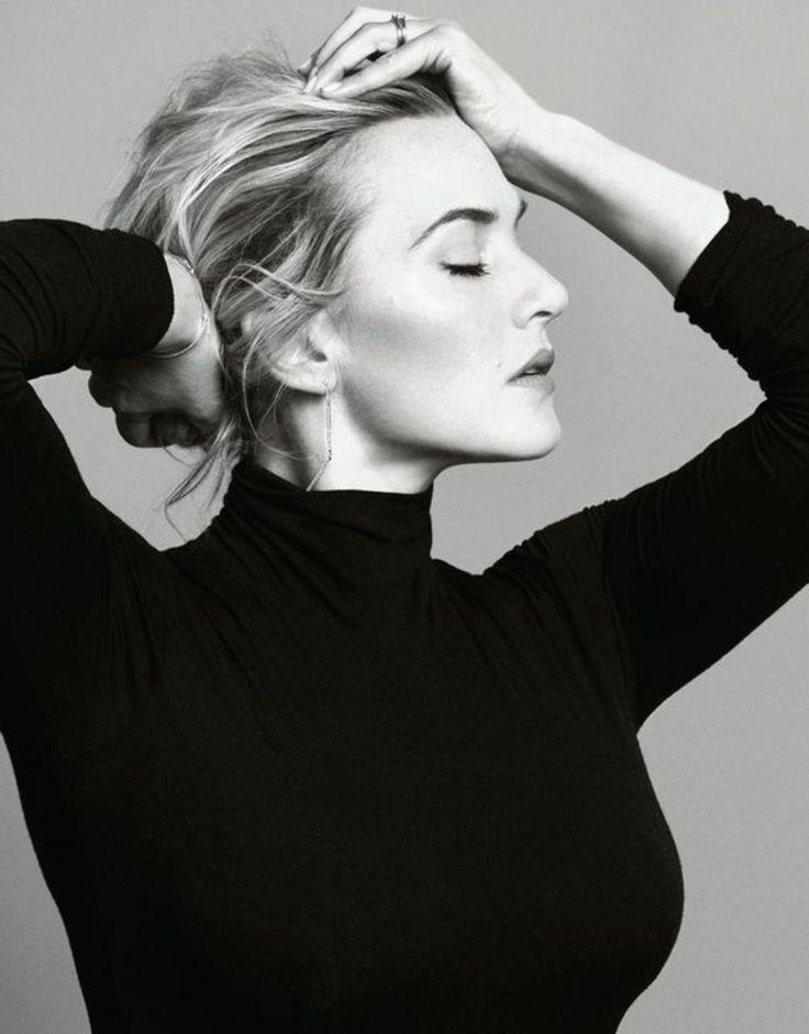 Kate Winslet - Marie Claire - November - Nico Bustos - 2014 www.lisaeldridge.com #LisaEldridge #KateWinslet #beauty #makeup