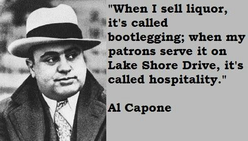 an introduction to the life of al capone Uncle al capone: the untold story from inside his family recap publishing llc, 2010 capone: the life and times of al capone new york.