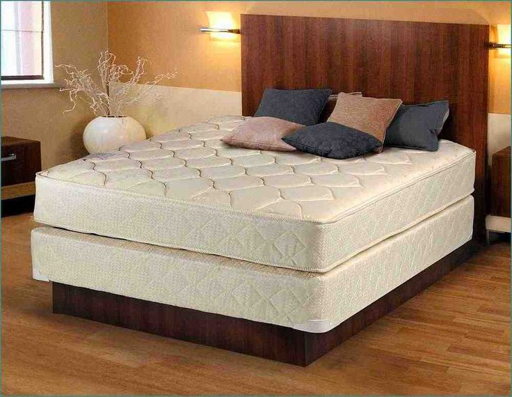 Queen Size Mattress And Boxspring Set