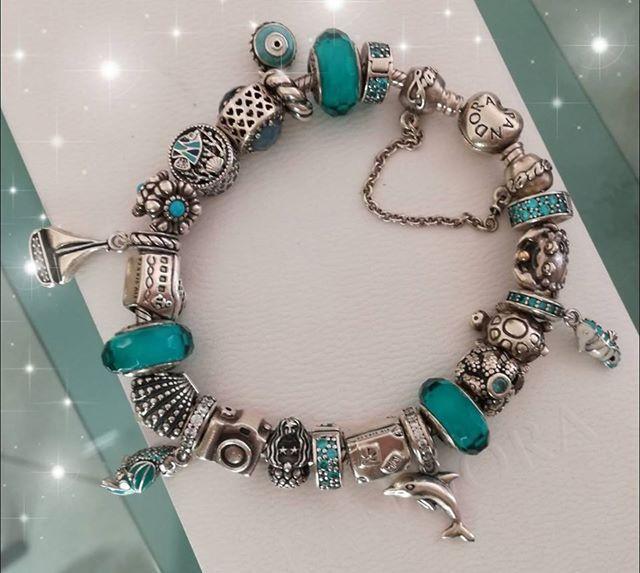 braccialetto pandora ragazza