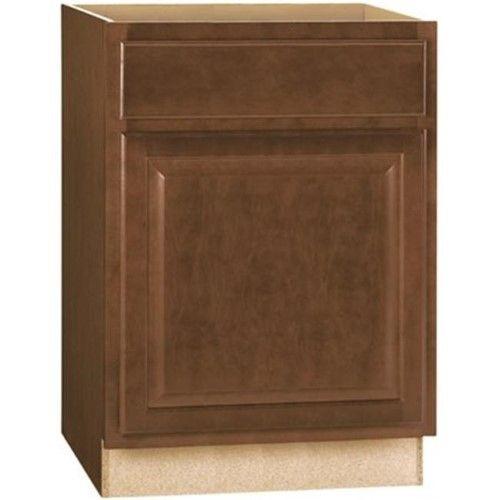 Best Interline 2478129 24 X 24 In Hampton Base Cabinet Cognac 400 x 300