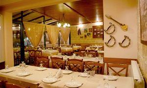 Groupon - 12,50€ από 25€ για Γεύμα 2 Ατόμων με Ελεύθερη Επιλογή στην Ταβέρνα Άγγελος, στο Χαϊδάρι σε Χαϊδάρι. Τιμή Groupon: 12,50€