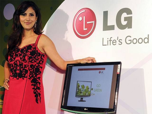 LG introduces new television claims it repels mosquitoes