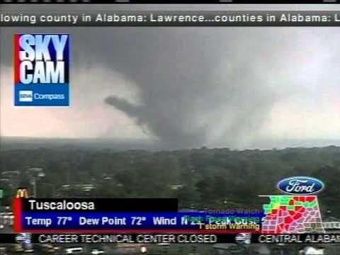 Tuscaloosa Alabama Tornado April 27, 2011