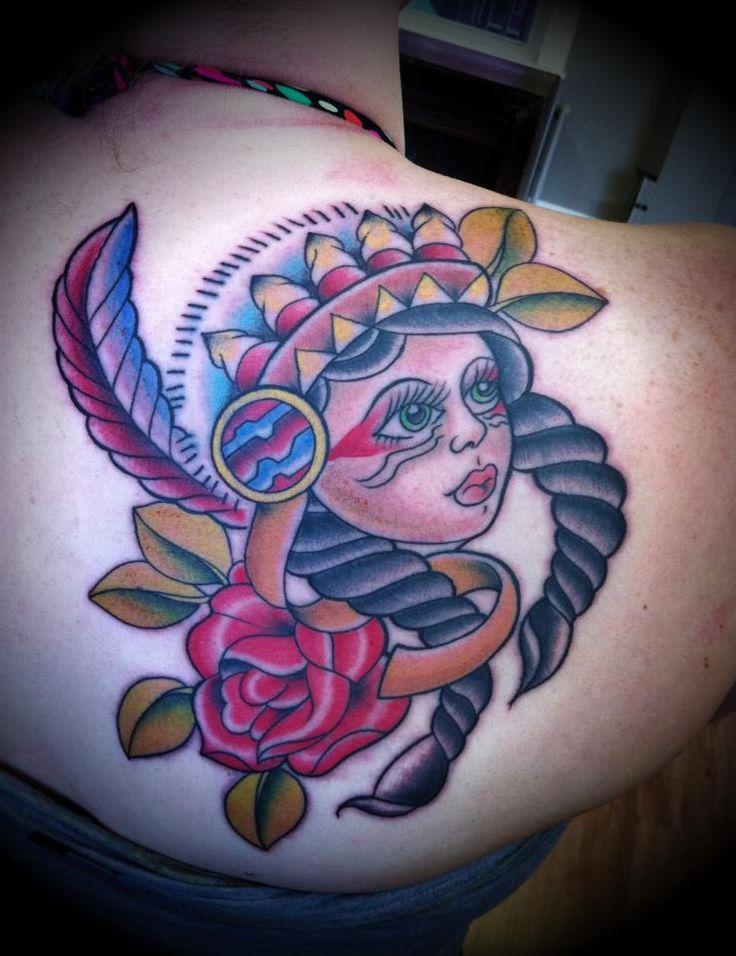 25 best girly back tattoos images on pinterest female tattoos feminine tattoos and girly tattoos. Black Bedroom Furniture Sets. Home Design Ideas
